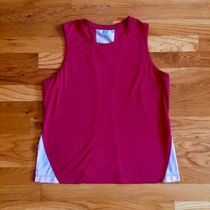 Champion Women's C9 Pink Athletic Tank Top